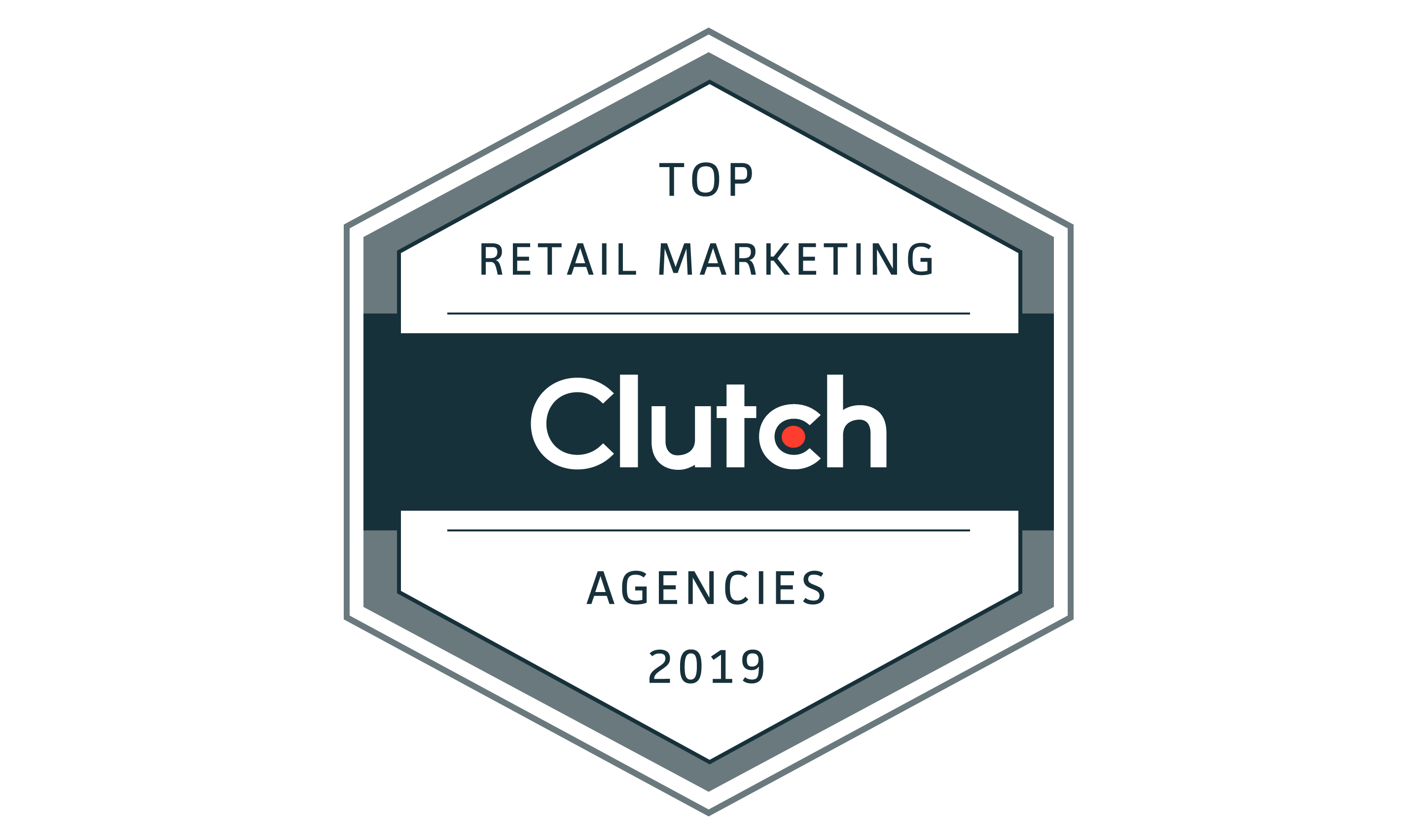 Clutch Awards OKD Marketing a Leading  Retail Advertising and Marketing Firm